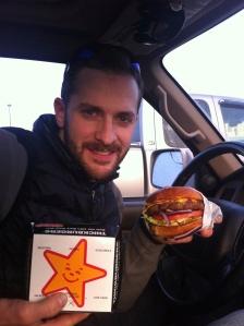 Joe's favorite burger!!