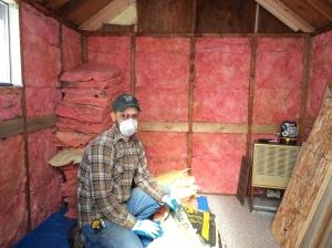 Joe insulating